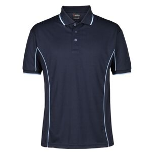 PODIUM S/S Piping Polo Thumbnail